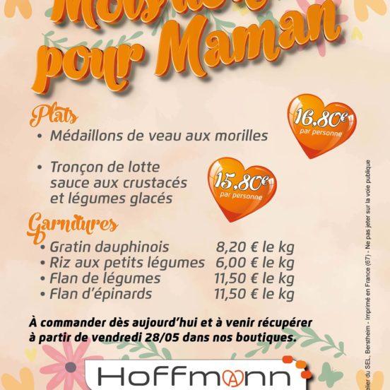 LES MOTS DOUX POUR MAMAN